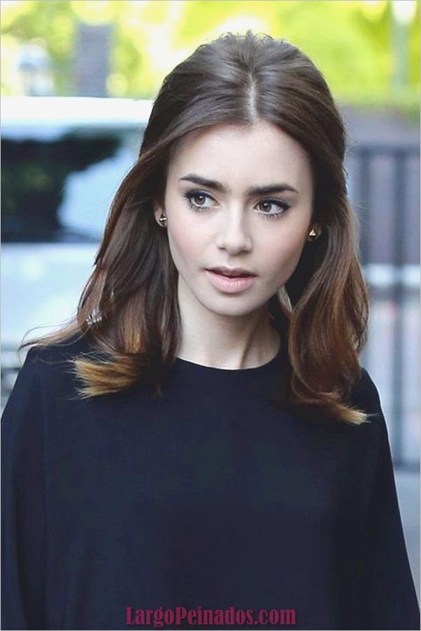 Peinados de longitud media para las mujeres (20)