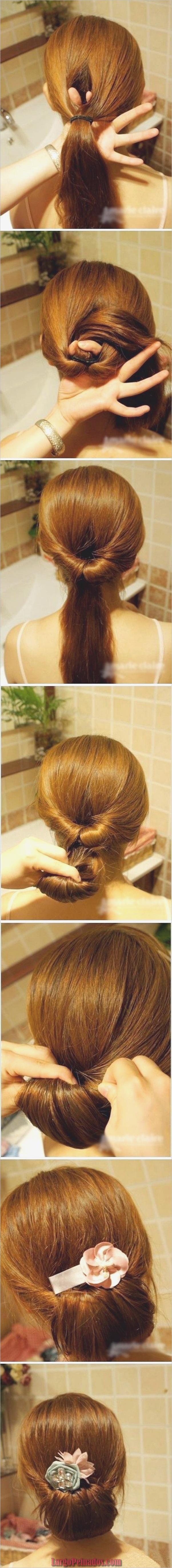 Peinados simples de cinco minutos (15)
