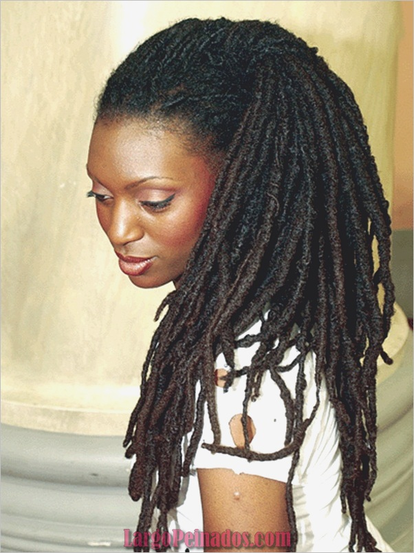 Peinados largos para mujeres negras (31)