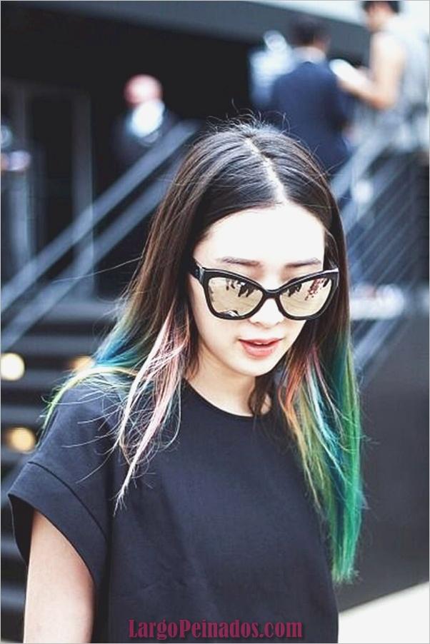 Peinados de primavera para cabello largo y mediano (13)