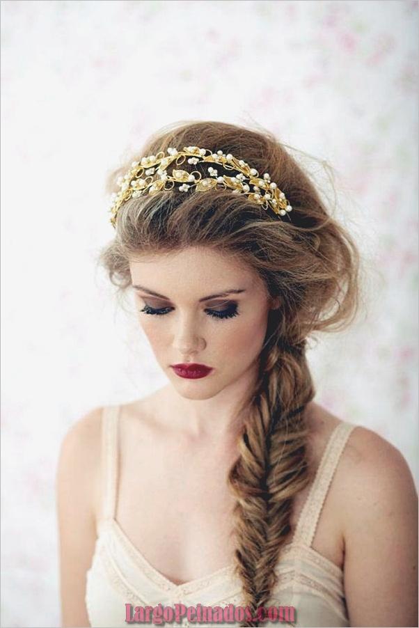 Peinados de primavera para cabello largo y mediano (24)