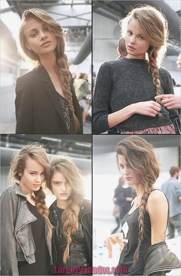 Peinados sucios para cabello largo y corto1 (12)