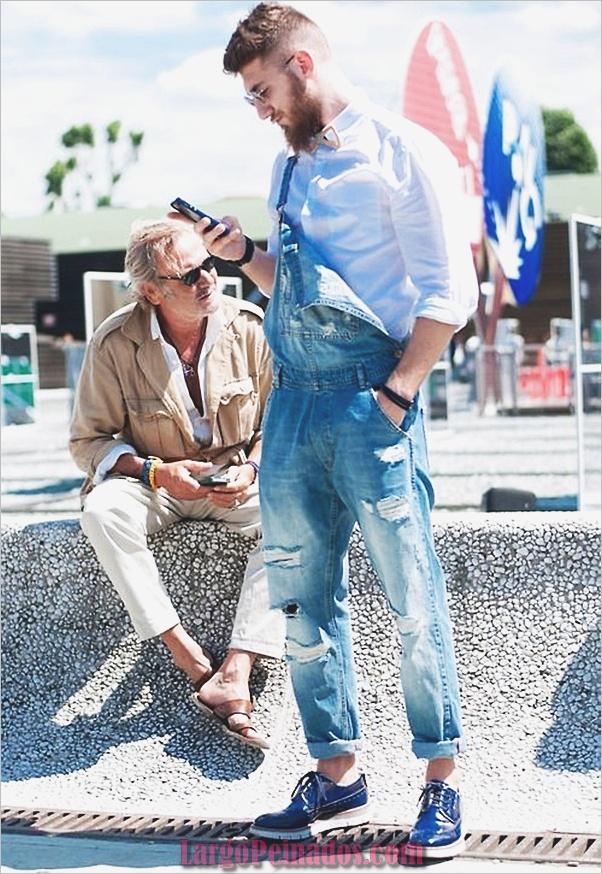 Trajes de estilo de moda para hombre4.1