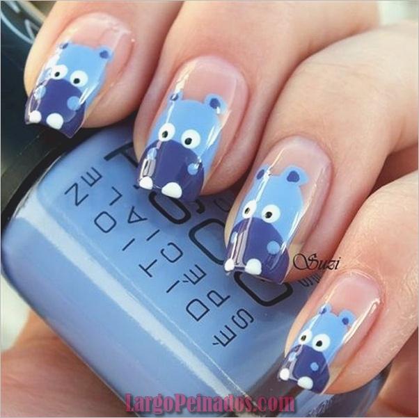 Estampados de animales para uñas (46)