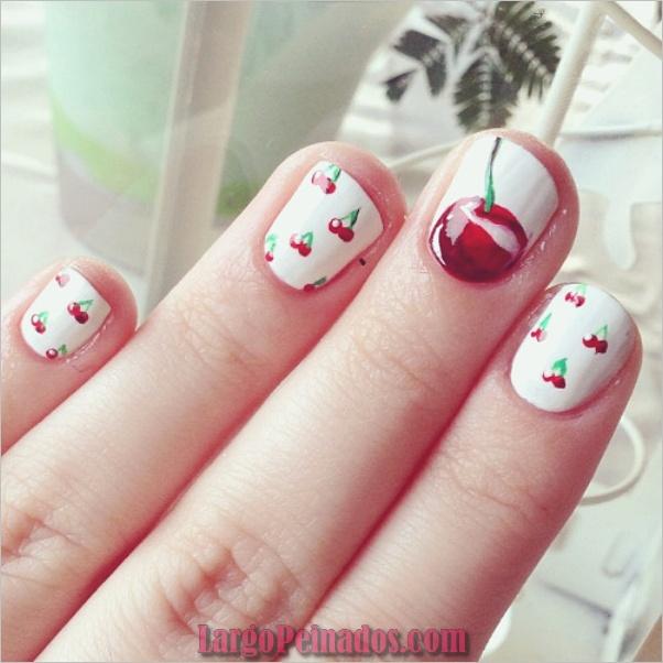 Diseños de arte de uñas de verano y colores00004