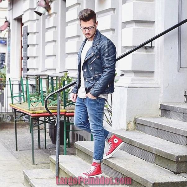 Trajes de moda para hombre para emparejar con zapatillas (9)