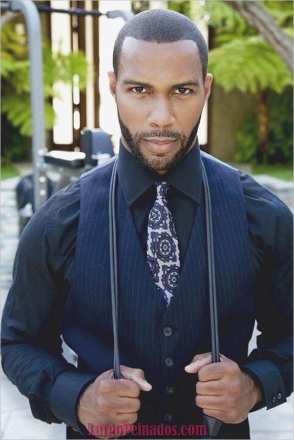 Últimos estilos de corte de pelo para hombres negros10
