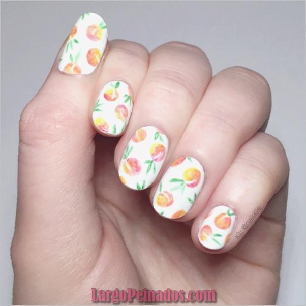 Diseños de arte de uñas de verano y colores00007