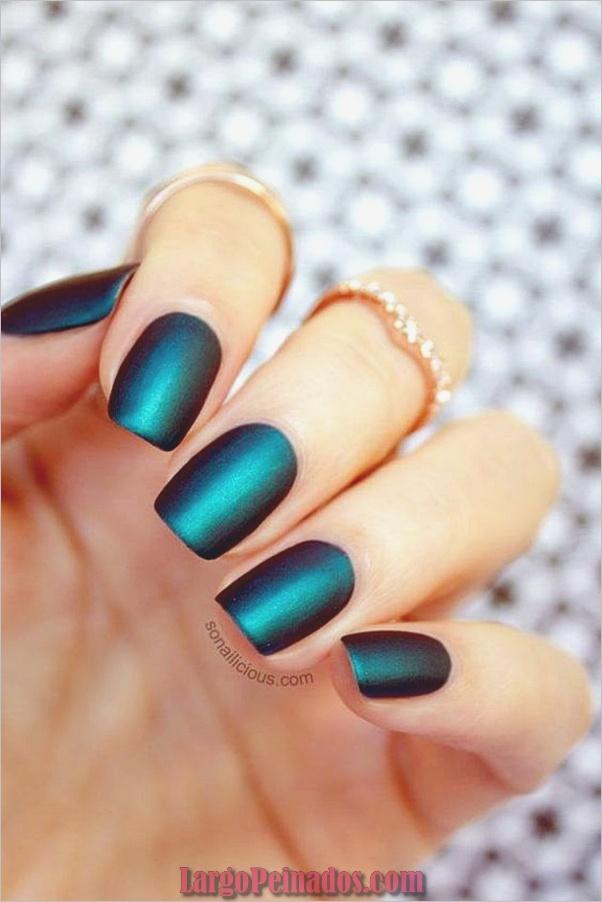 Diferentes diseños e ideas de esmalte de uñas (25)
