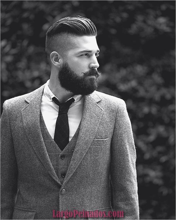 Lindos estilos de barba corta y completa para hombres (22)