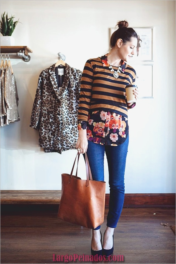 Trajes de moda de primavera (25)