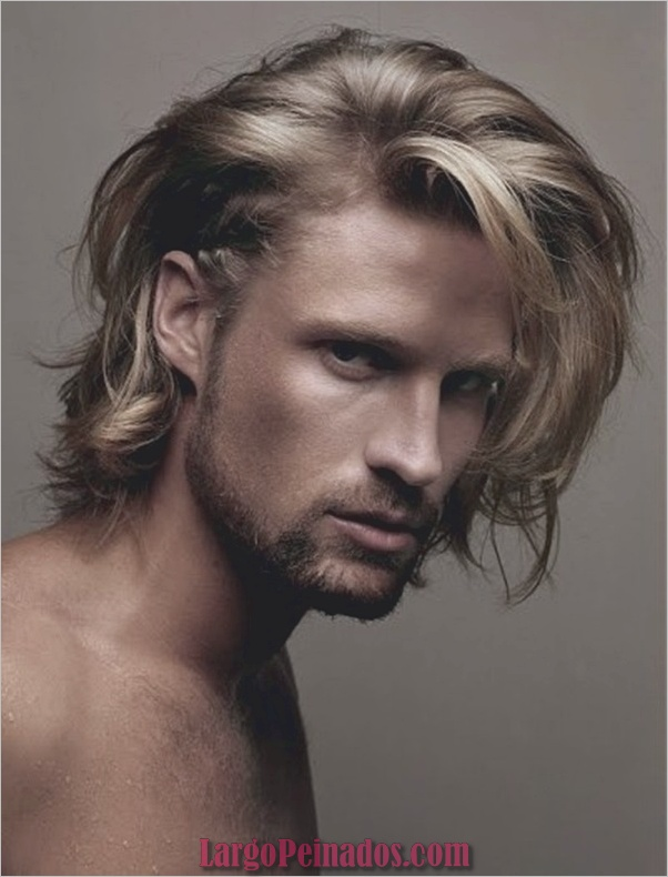 Últimos peinados largos para hombres (20)