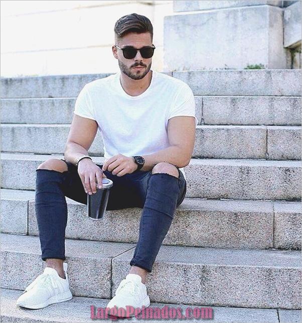 Trajes de moda para hombre para emparejar con zapatillas (6)