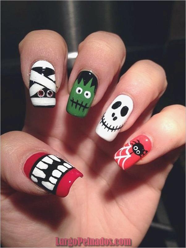 Diseños de arte de uñas de vacaciones (5)
