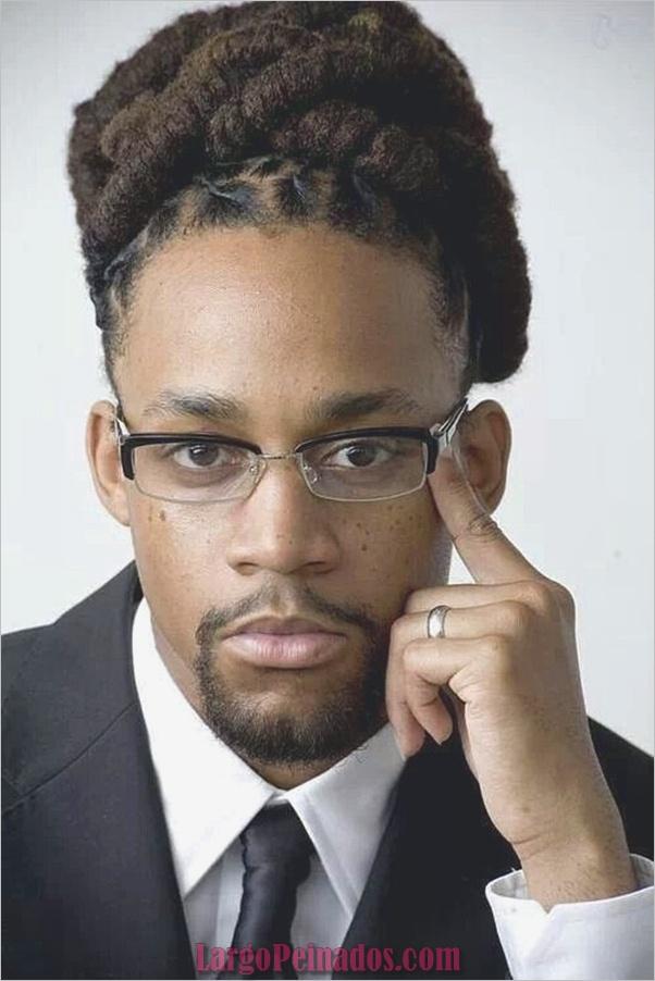 Últimos estilos de corte de pelo para hombres negros29.1
