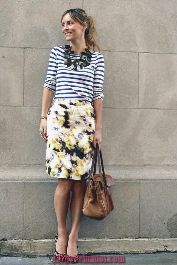Trajes de moda de primavera (22)