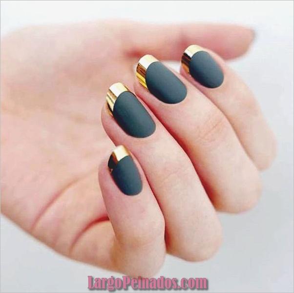 Ideas y diseños fáciles de esmalte de uñas (3)