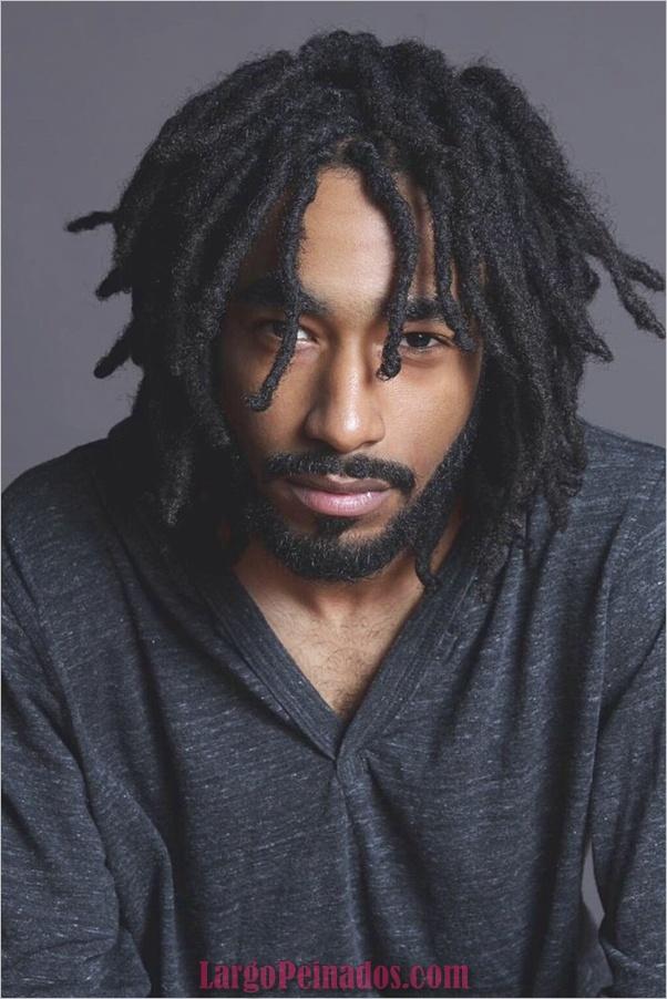 Últimos estilos de corte de pelo para hombres negros23