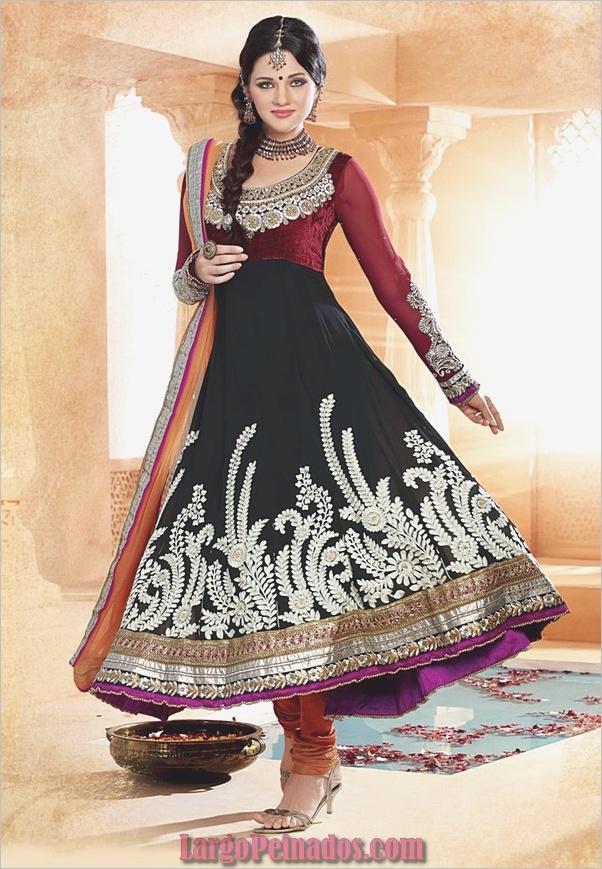 Elegantes vestidos y trajes indios2.1