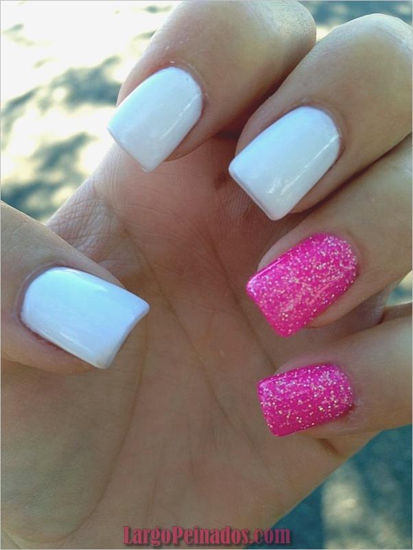 Ideas y diseños de uñas de gel (9)