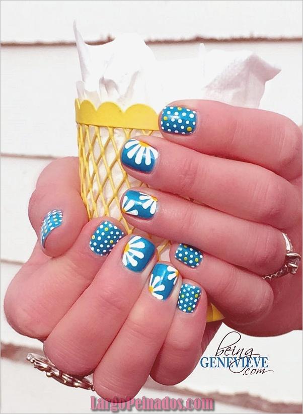 Ideas creativas y bonitas de diseños de uñas (10)