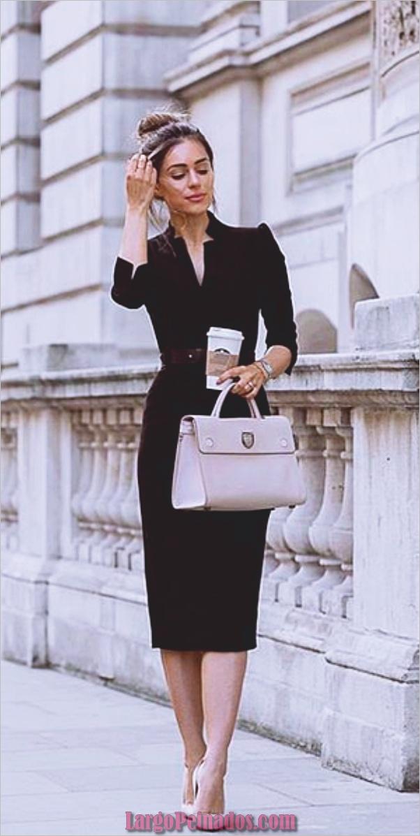 trajes de negocios informales para mujeres en sus 30 años