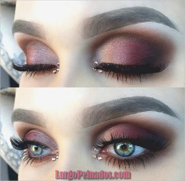 Ojos de maquillaje con capucha-y-tutorial-4