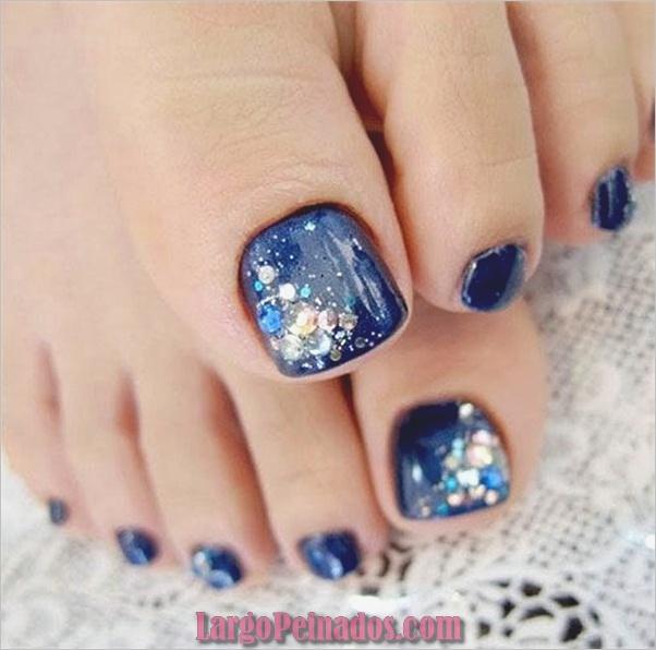 Diseños de uñas para los pies (6)