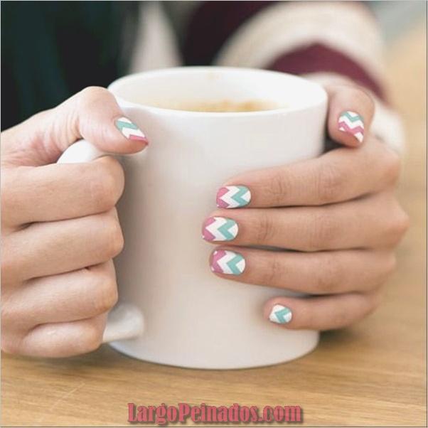 Diseños de Uñas Pastel (3)