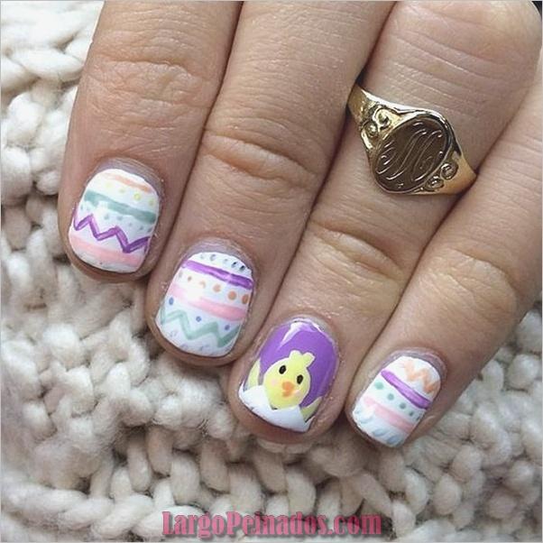 Diseños de Arte de Uñas de Pascua (6)