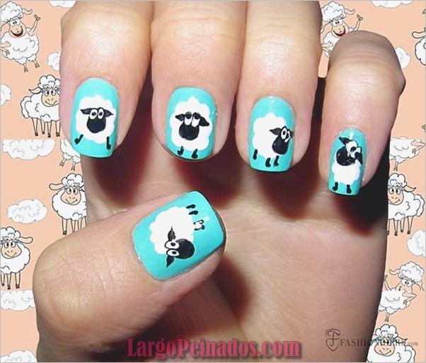 Estampados de animales para uñas (33)