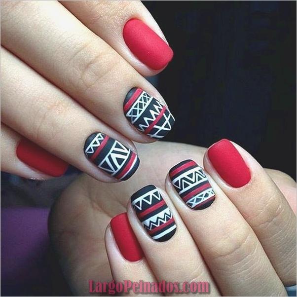 hermosa-tribal-uñas-art-11