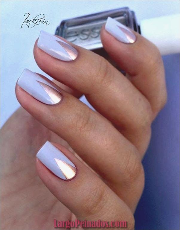 Ideas creativas y bonitas de diseños de uñas (20)