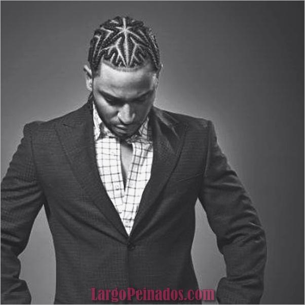 Últimos estilos de corte de pelo para hombres negros4