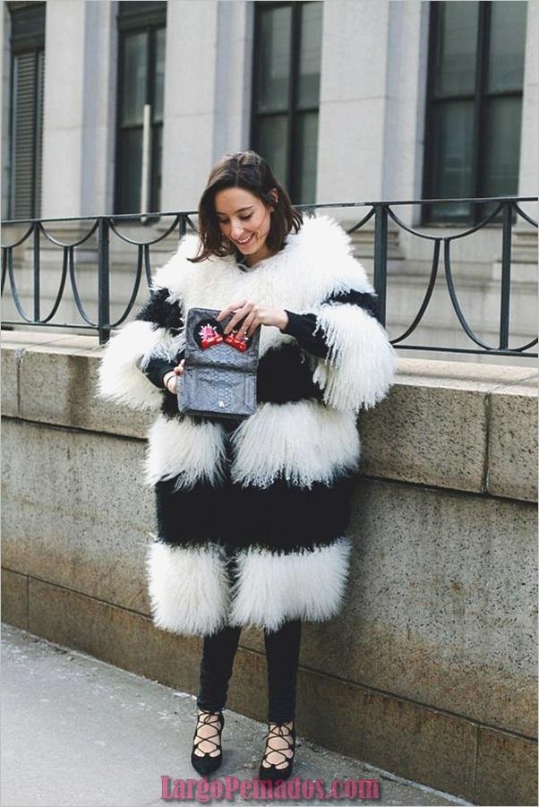 Semana de la moda de Nueva York, estilo callejero