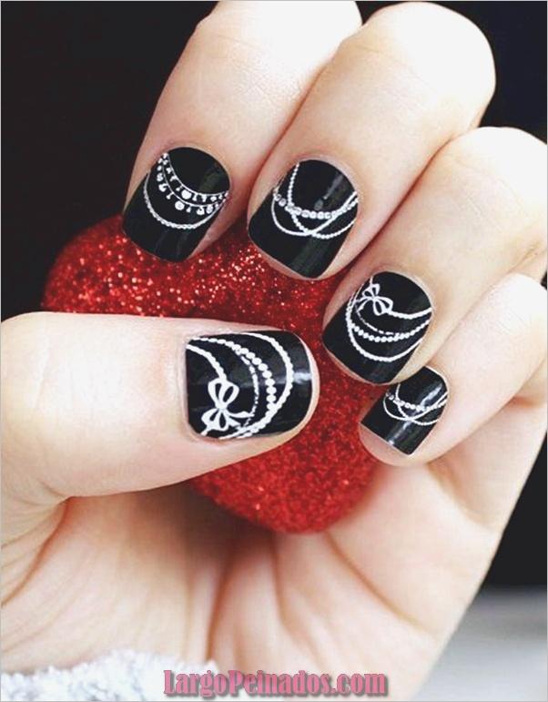 Ideas creativas y bonitas de diseños de uñas (6)