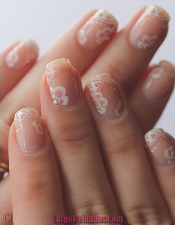 Diseños de arte de uñas fáciles para principiantes7