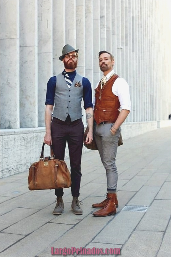 Casual de negocios para hombres (4)