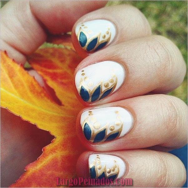 Ideas creativas y bonitas de diseños de uñas (5)