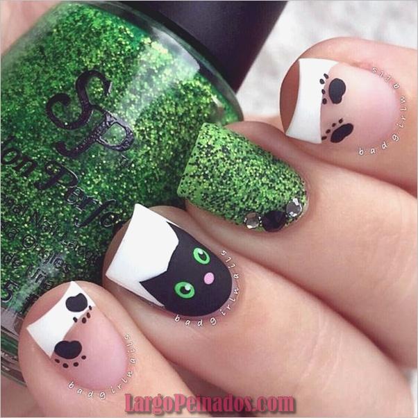 Estampados de animales para uñas (36)