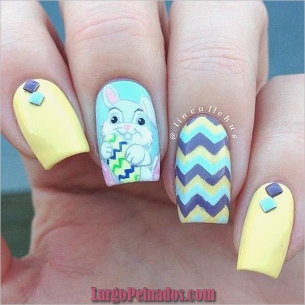 Diseños De Arte De Uñas De Pascua (15)