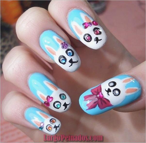 Diseños De Arte De Uñas De Pascua (3)