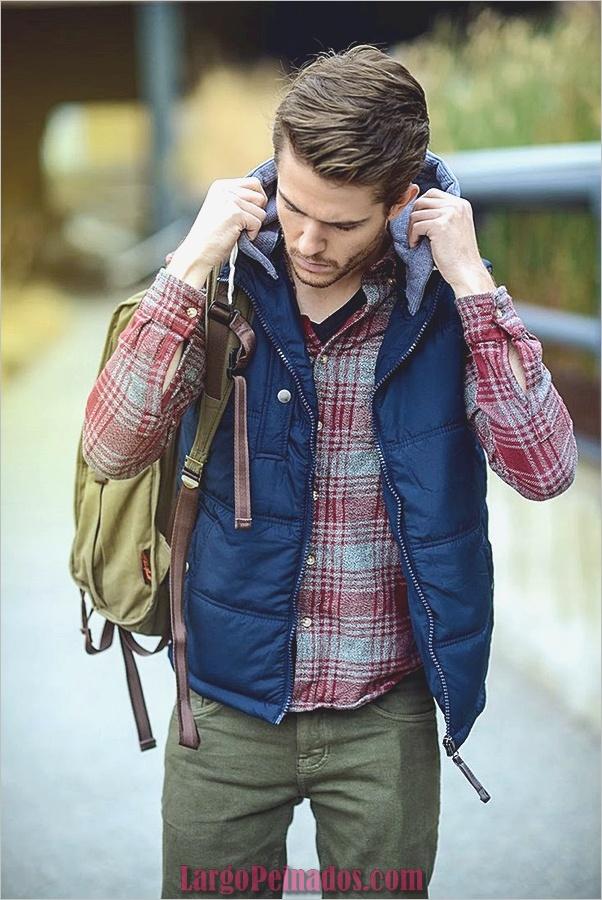 Trajes de moda de invierno para hombres en 2019 (6)