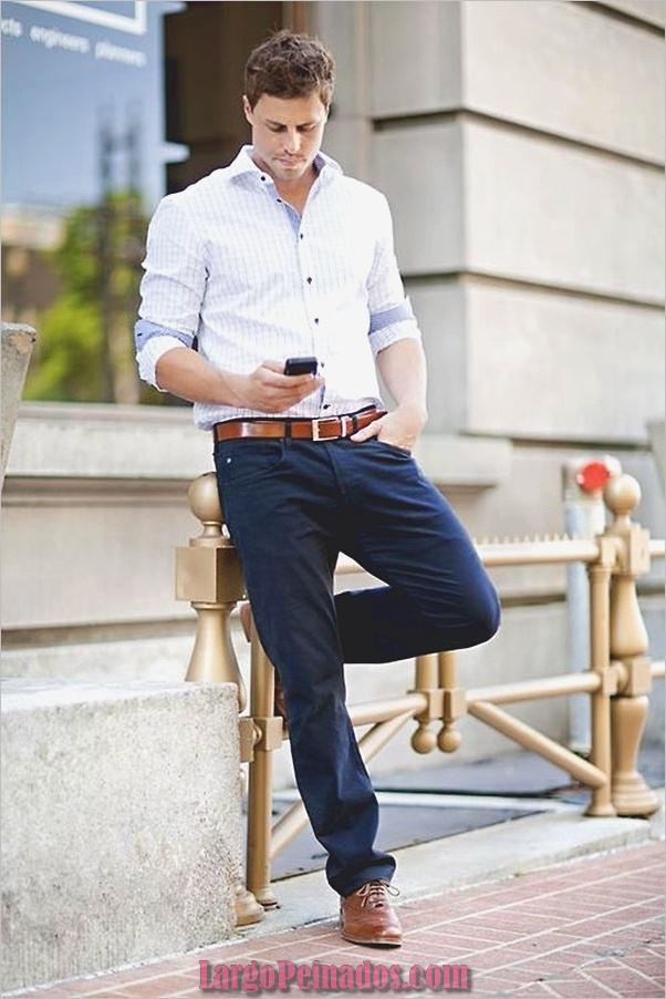 Trajes de moda de invierno para hombres en 2019 (11)