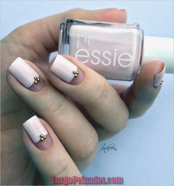 Ideas y diseños de uñas de gel (6)