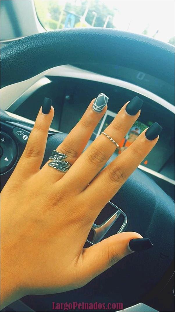 Diferentes diseños e ideas de esmalte de uñas (9)