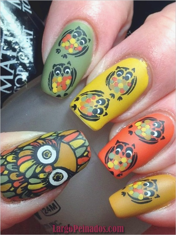 Estampados de animales para uñas (30)