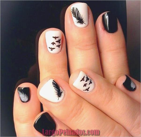 Ideas y diseños de arte de uñas de Halloween (16)