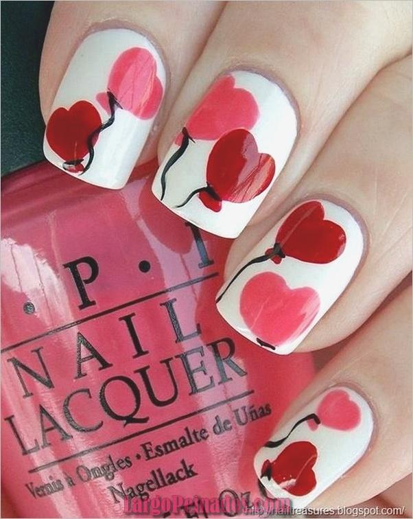 San Valentín-semana-uñas-diseños-11