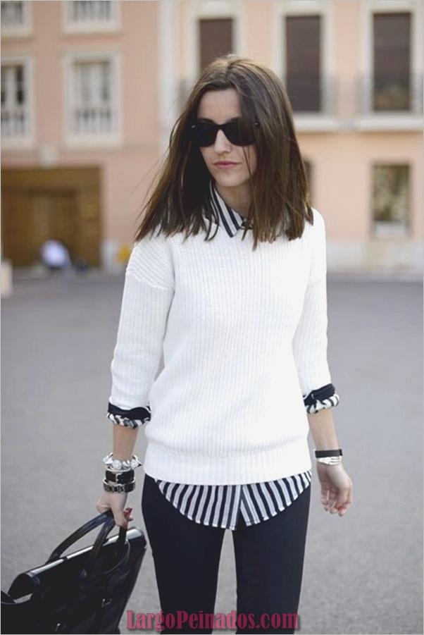 Camisas de moda con dos botones